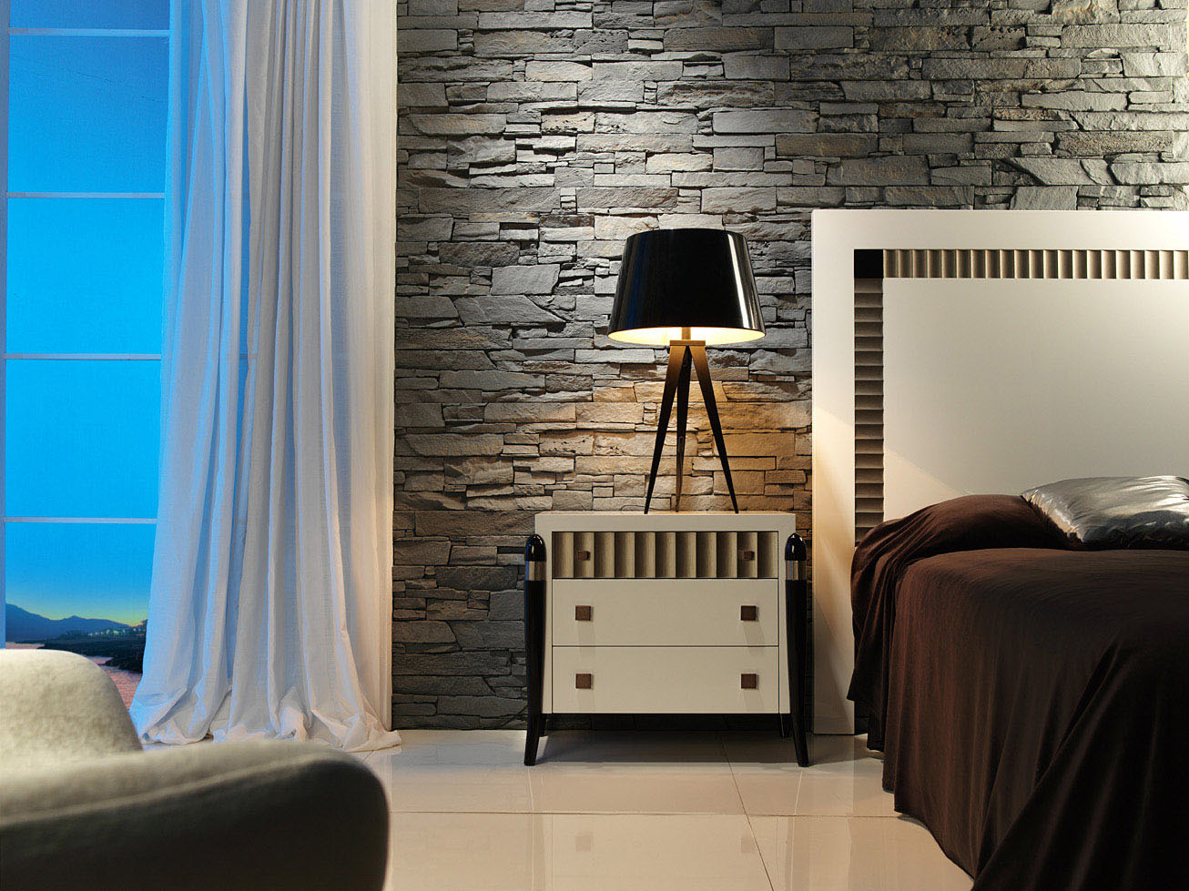 Papeles decorativos y decorative walls - Paneles para paredes interiores ...