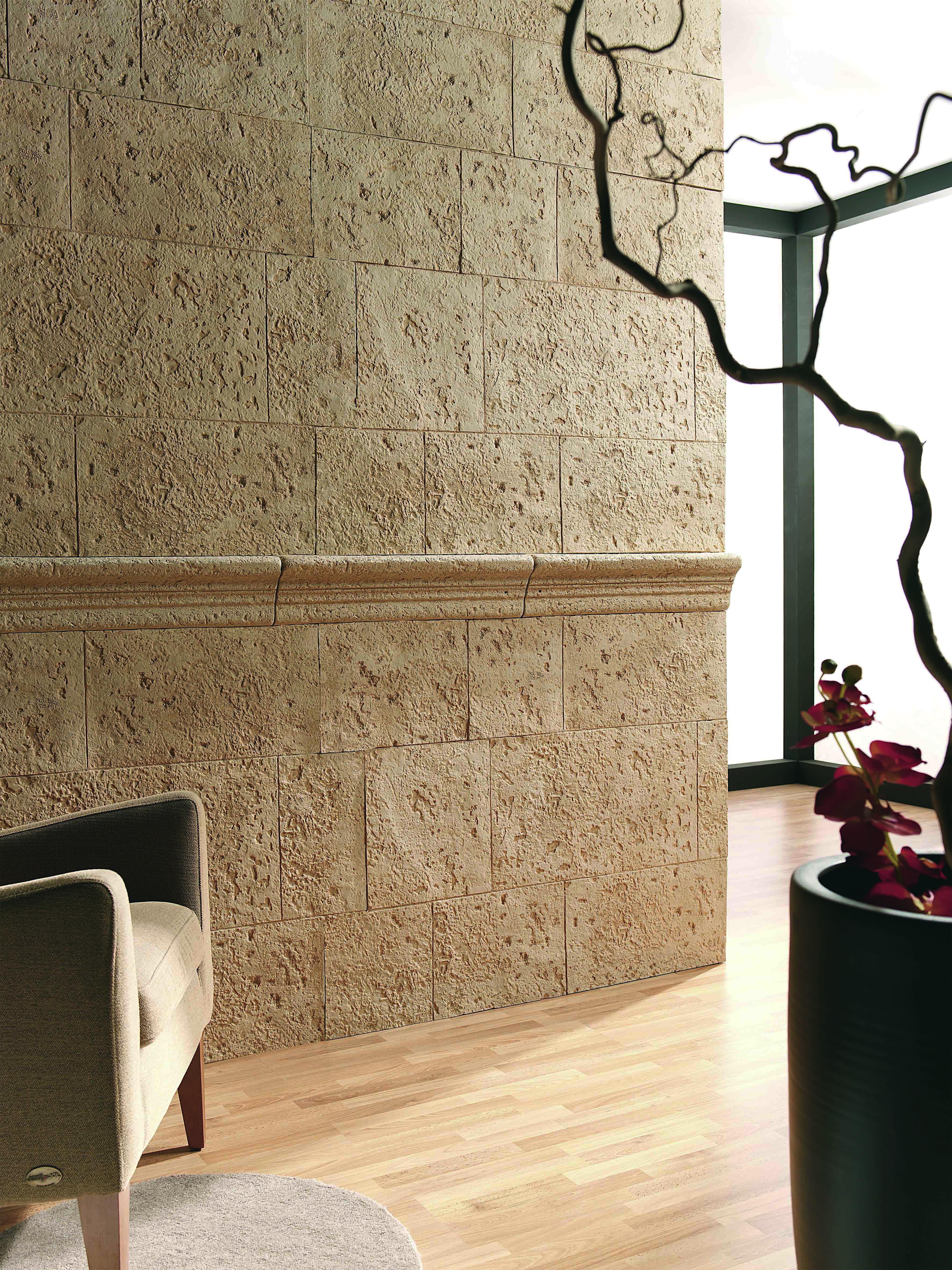Piedra paredes interior gallery of decoracion con piedra - Paredes de piedra interiores ...