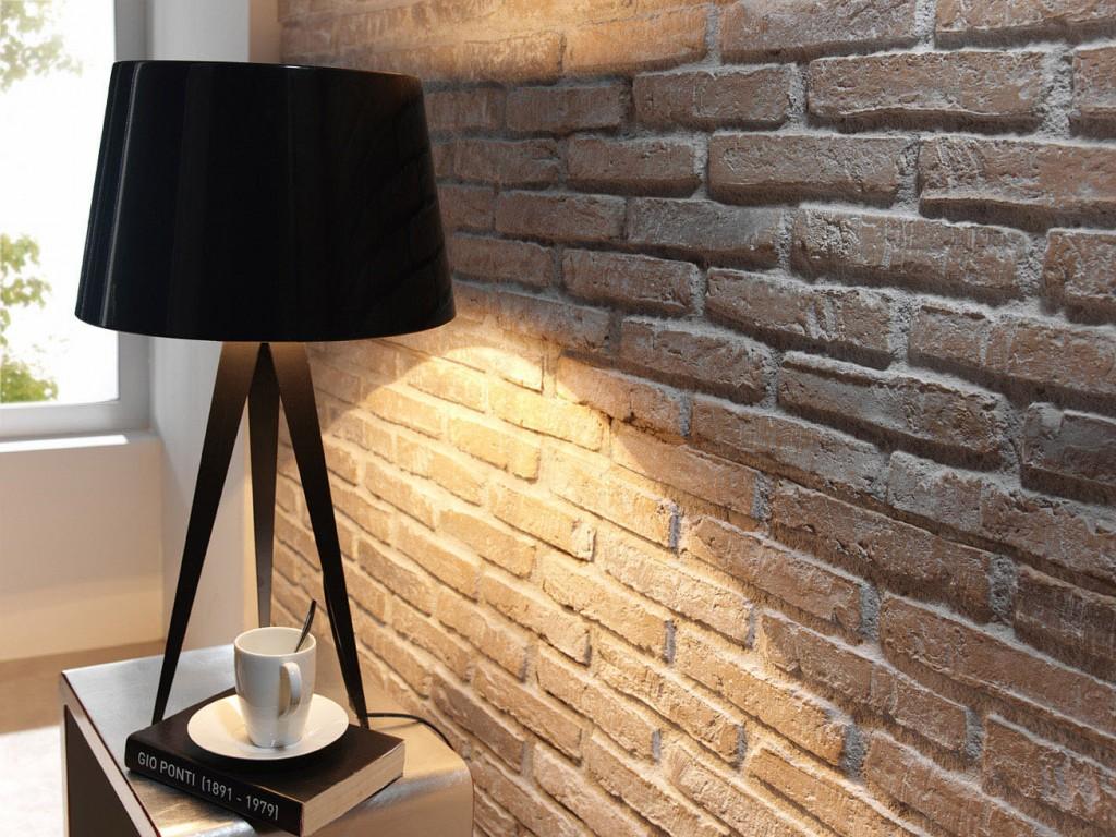 Imitaci n ladrillo paneles de ladrillo colecci n brick - Precio de ladrillo visto ...