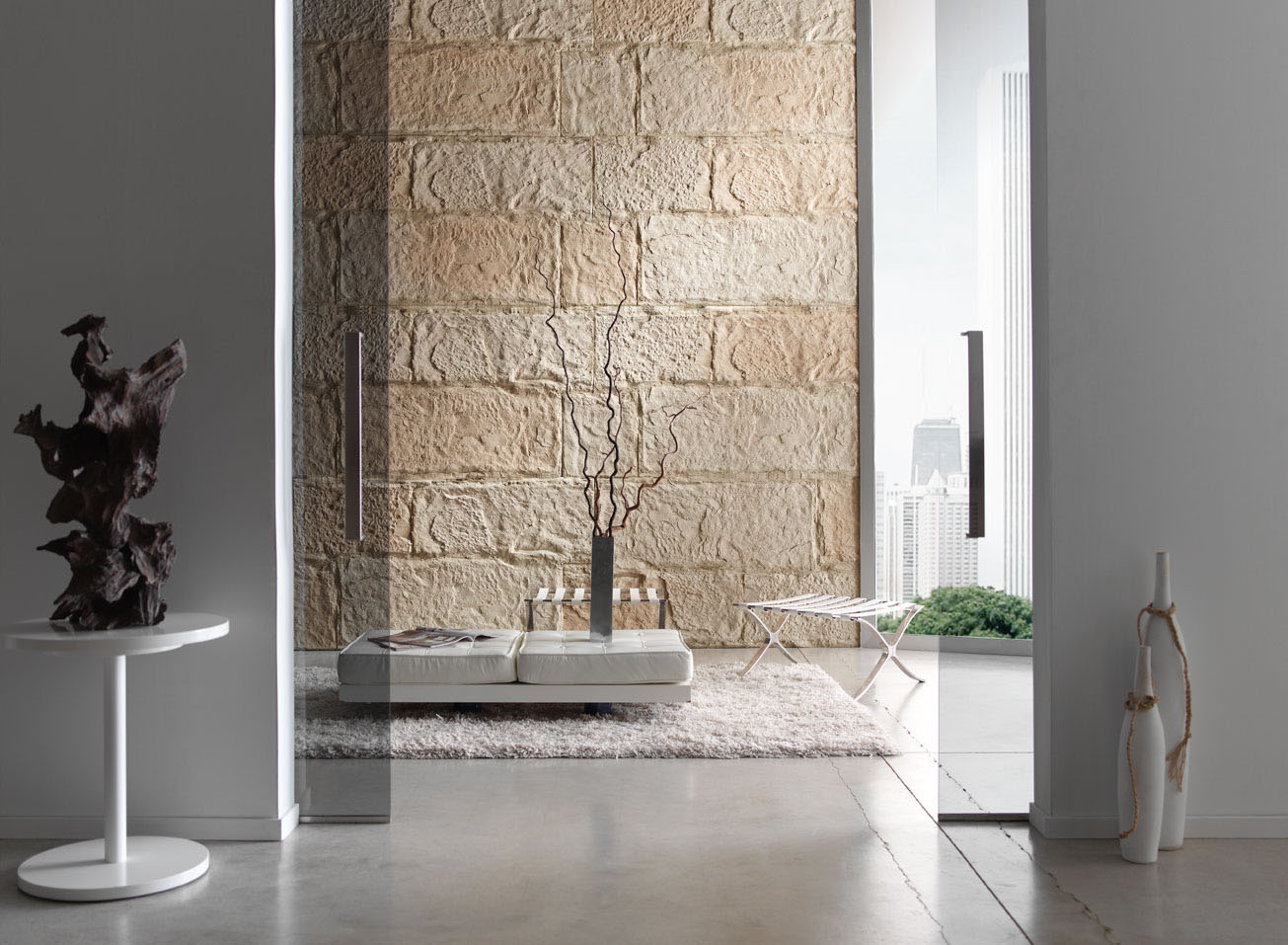 Xpanel piedra 170 sillar viejo ocre 3845 panel piedra - Paneles para forrar paredes ...