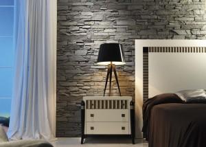 Panel piedra i paneles de piedra paneles decorativos for Revestimiento pared piedra artificial