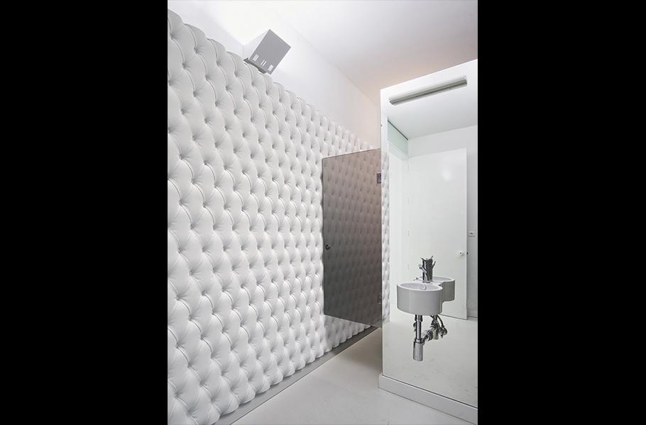 Original capitone paneles decorativos lifestyle - Paneles decorativos bano ...