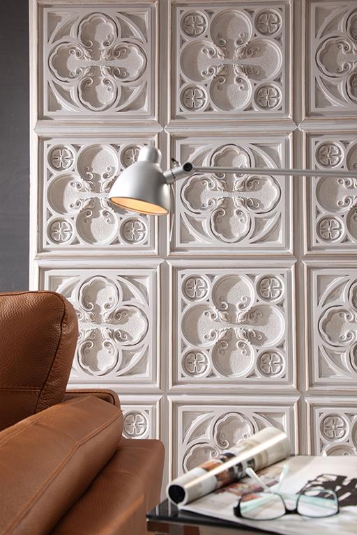 Alhambra panel piedra paneles de piedra paneles - Paneles decorativos de piedra ...