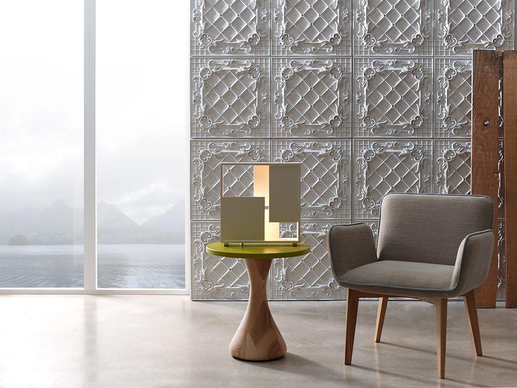Paneles para forrar paredes ideas para renovar las - Paneles para forrar paredes ...