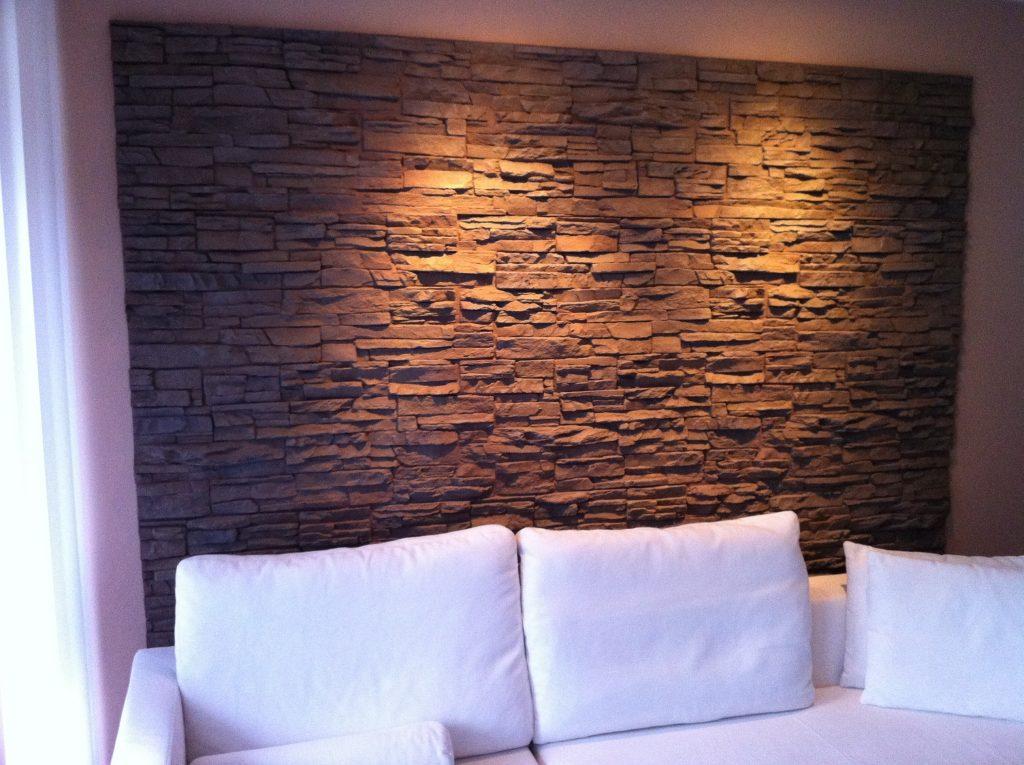 Paneles decorativos classic - Revestimiento paredes interiores pizarra ...