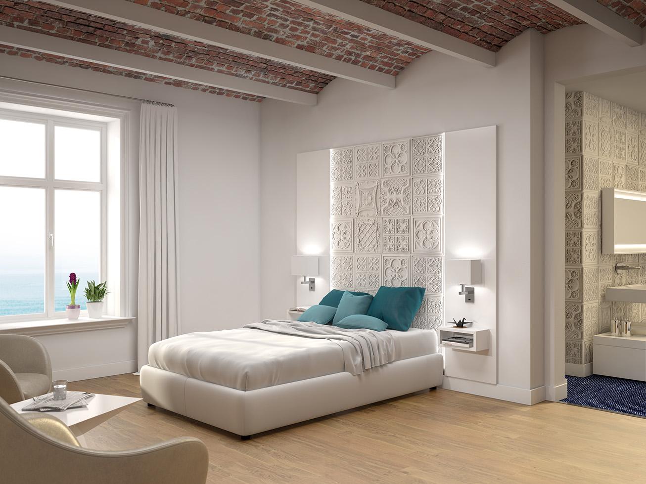 Paneles para paredes vintage versalles - Paneles para forrar paredes ...