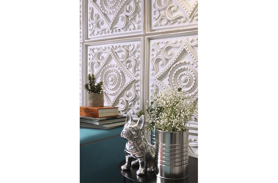Paneles decorativos vintage loyra3 panel piedra - Paneles decorativos poliuretano ...