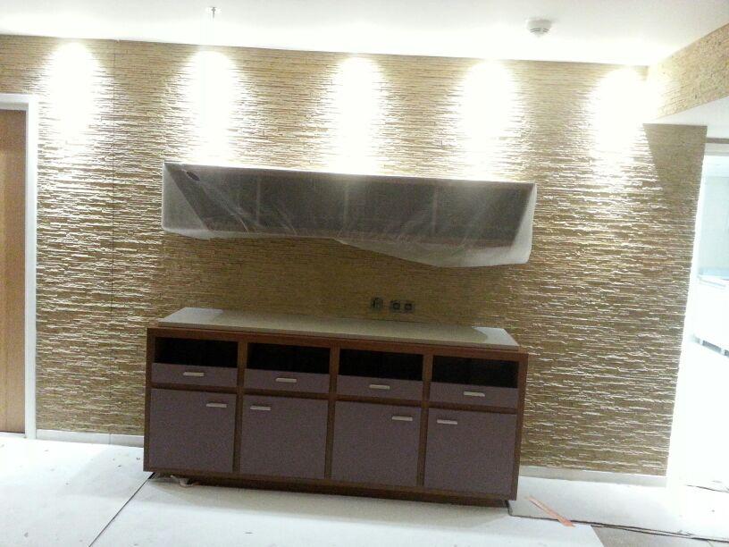 Paneles decorativos en un hotel - Paneles decorativos poliuretano ...
