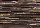 panel piedra de madera. Revestimiento de pared de panel de madera