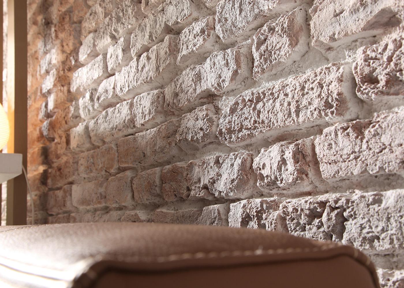 panel piedra ladrillo loft. Black Bedroom Furniture Sets. Home Design Ideas