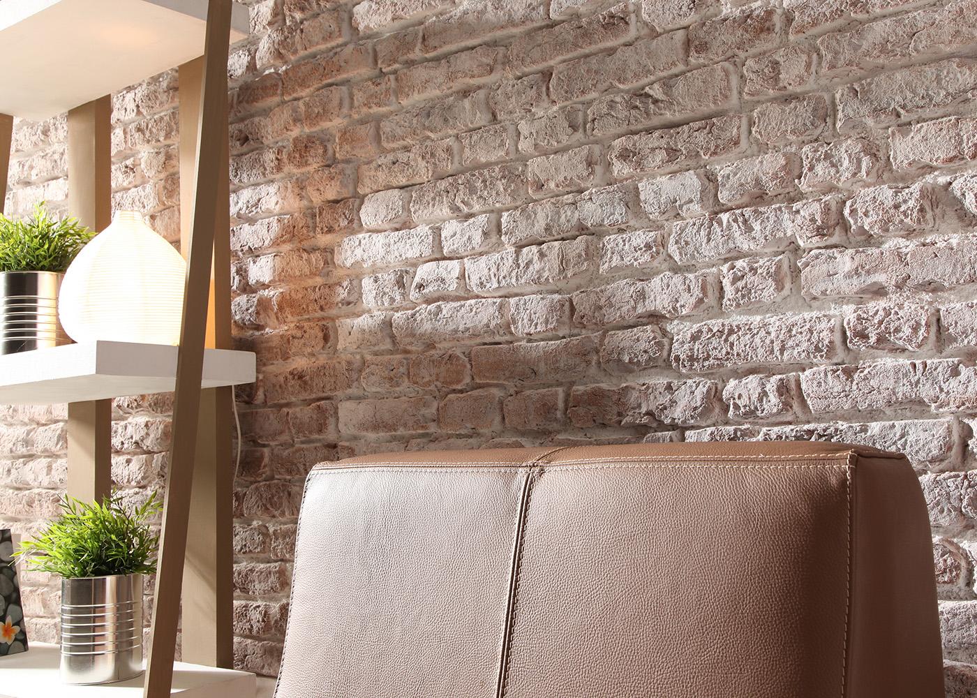 Panel piedra ladrillo loft - Revestimiento de ladrillo ...
